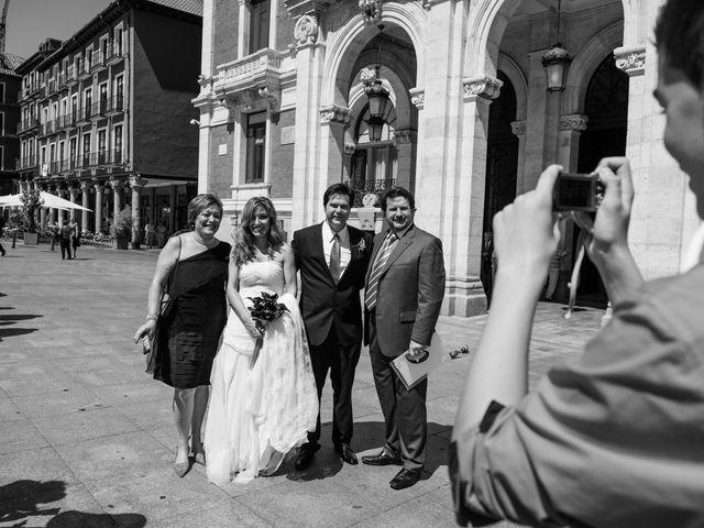 La boda de Ruben y Cristina en Quintanilla De Onesimo, Valladolid 75