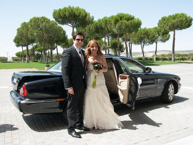 La boda de Ruben y Cristina en Quintanilla De Onesimo, Valladolid 78