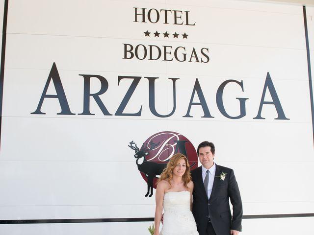 La boda de Ruben y Cristina en Quintanilla De Onesimo, Valladolid 79