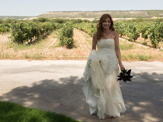 La boda de Ruben y Cristina en Quintanilla De Onesimo, Valladolid 80