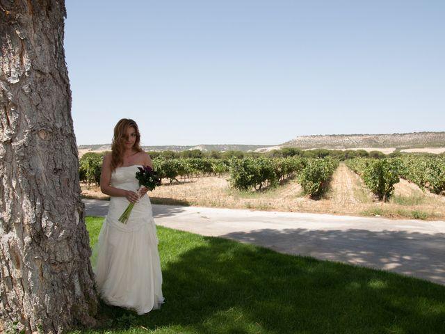La boda de Ruben y Cristina en Quintanilla De Onesimo, Valladolid 85