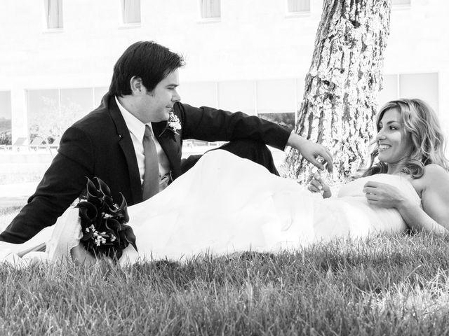 La boda de Ruben y Cristina en Quintanilla De Onesimo, Valladolid 94