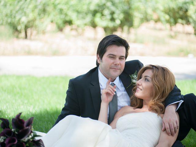 La boda de Ruben y Cristina en Quintanilla De Onesimo, Valladolid 97