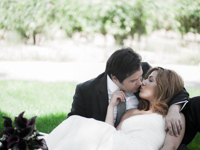 La boda de Ruben y Cristina en Quintanilla De Onesimo, Valladolid 99