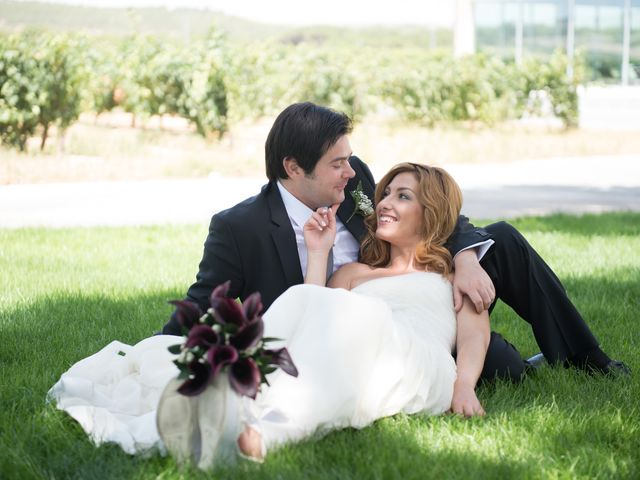 La boda de Ruben y Cristina en Quintanilla De Onesimo, Valladolid 104