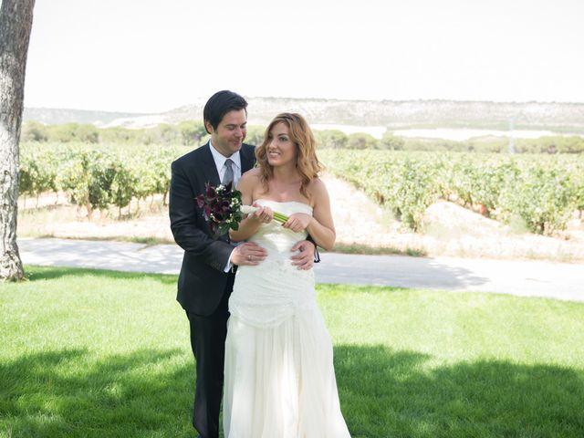 La boda de Ruben y Cristina en Quintanilla De Onesimo, Valladolid 107