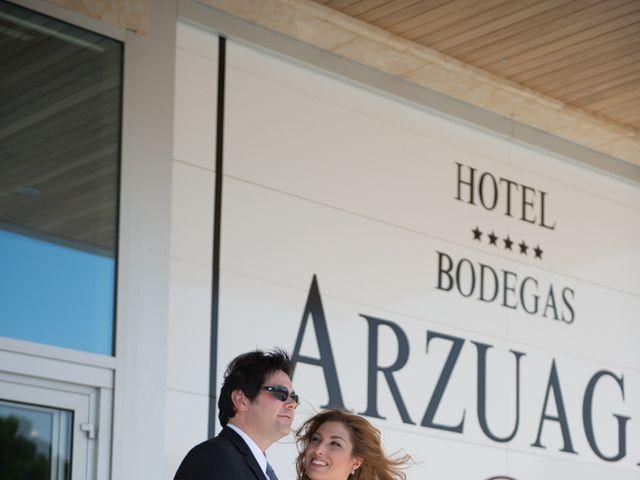 La boda de Ruben y Cristina en Quintanilla De Onesimo, Valladolid 123