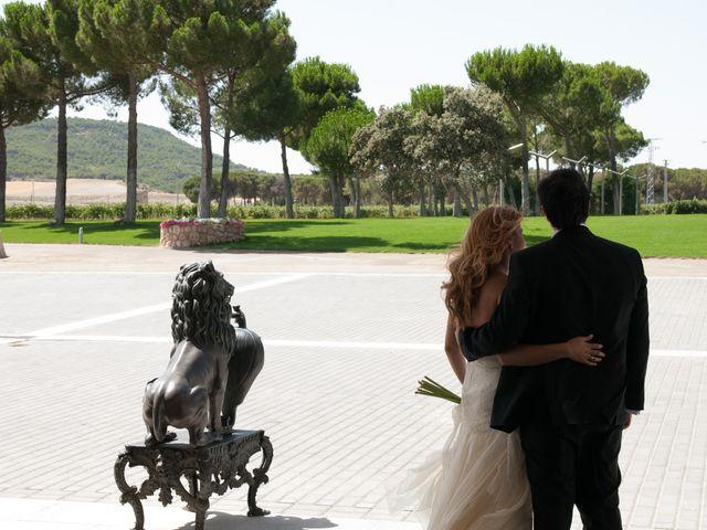 La boda de Ruben y Cristina en Quintanilla De Onesimo, Valladolid 128