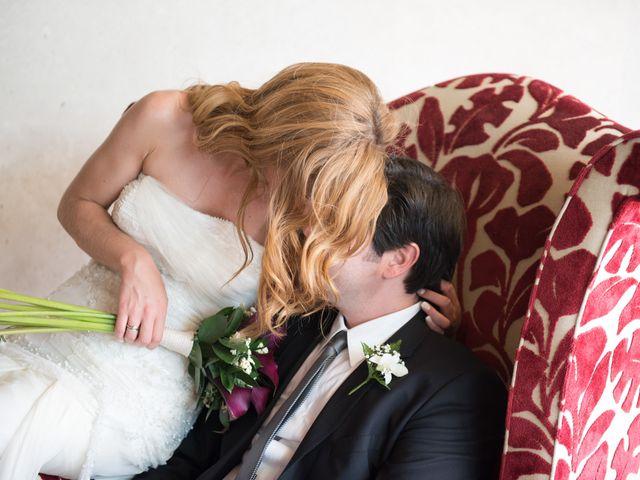 La boda de Ruben y Cristina en Quintanilla De Onesimo, Valladolid 131