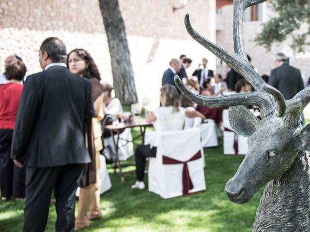 La boda de Ruben y Cristina en Quintanilla De Onesimo, Valladolid 137