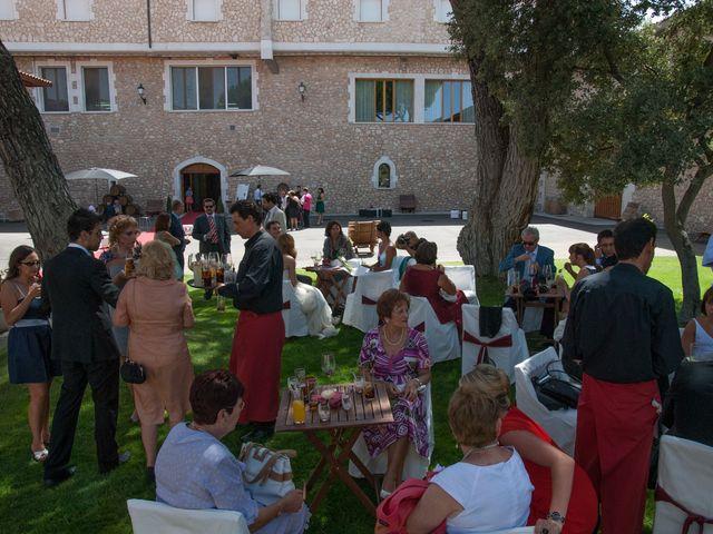 La boda de Ruben y Cristina en Quintanilla De Onesimo, Valladolid 144