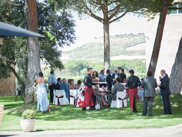 La boda de Ruben y Cristina en Quintanilla De Onesimo, Valladolid 145
