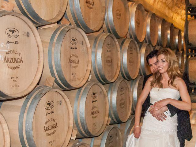 La boda de Ruben y Cristina en Quintanilla De Onesimo, Valladolid 148