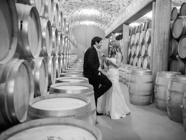 La boda de Ruben y Cristina en Quintanilla De Onesimo, Valladolid 156