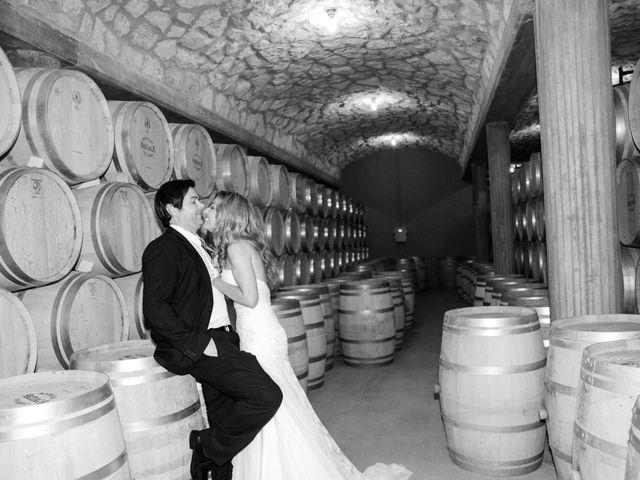 La boda de Ruben y Cristina en Quintanilla De Onesimo, Valladolid 159