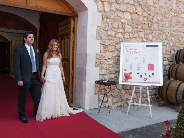 La boda de Ruben y Cristina en Quintanilla De Onesimo, Valladolid 160