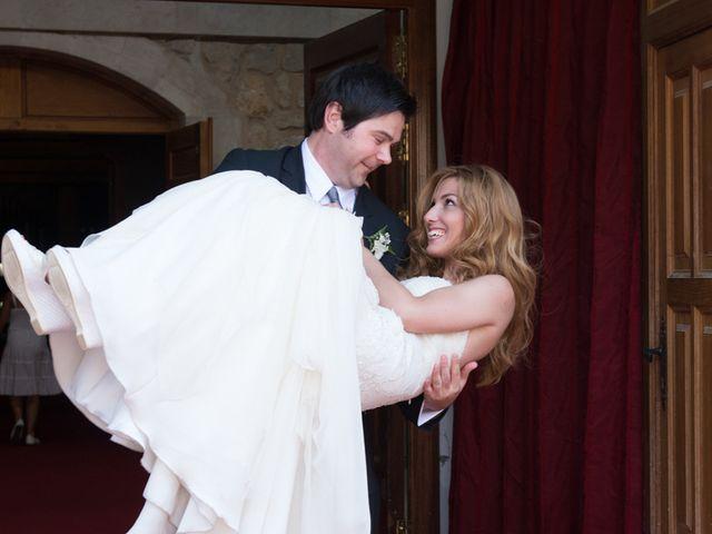 La boda de Ruben y Cristina en Quintanilla De Onesimo, Valladolid 162