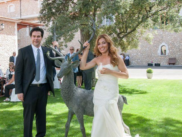 La boda de Ruben y Cristina en Quintanilla De Onesimo, Valladolid 164