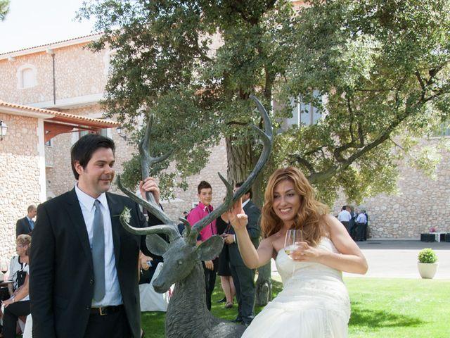 La boda de Ruben y Cristina en Quintanilla De Onesimo, Valladolid 165