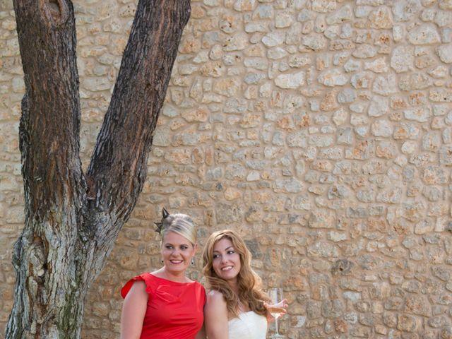 La boda de Ruben y Cristina en Quintanilla De Onesimo, Valladolid 168