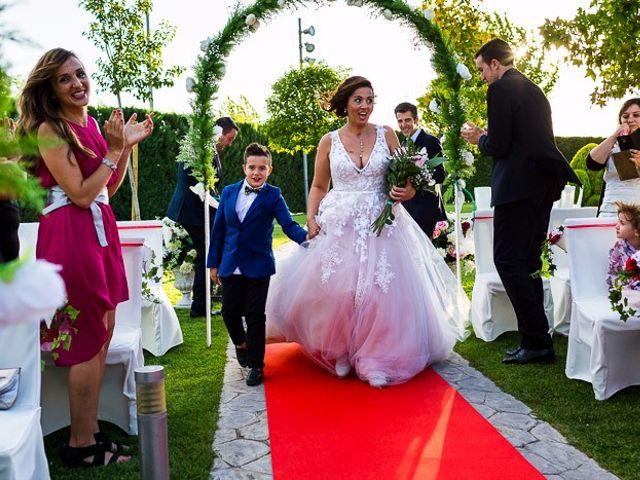 La boda de Daniel y Ana en Guadalajara, Guadalajara 5
