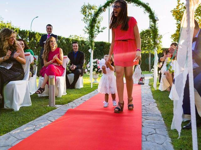 La boda de Daniel y Ana en Guadalajara, Guadalajara 9