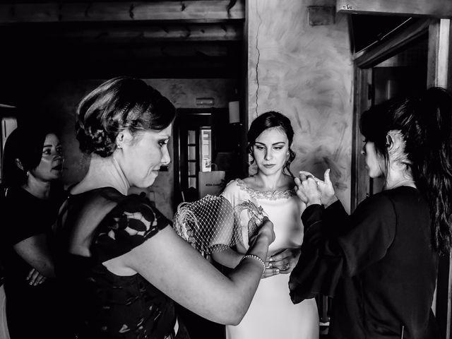 La boda de David y Natalia en Ourense, Orense 14