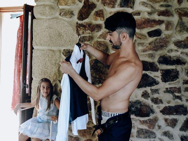 La boda de David y Natalia en Ourense, Orense 21