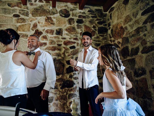 La boda de David y Natalia en Ourense, Orense 22