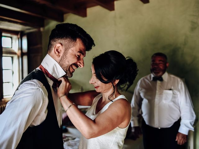 La boda de David y Natalia en Ourense, Orense 23