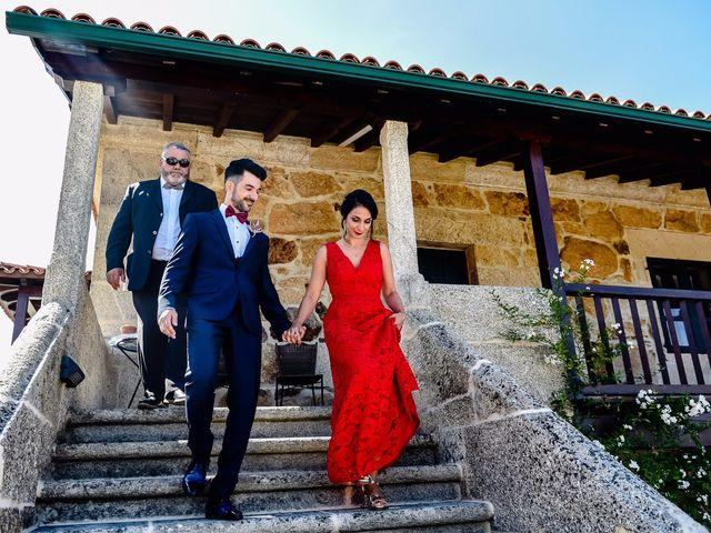 La boda de David y Natalia en Ourense, Orense 32