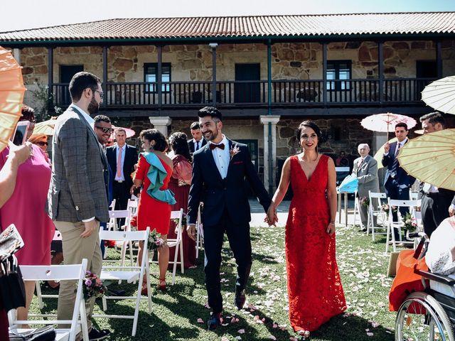 La boda de David y Natalia en Ourense, Orense 33