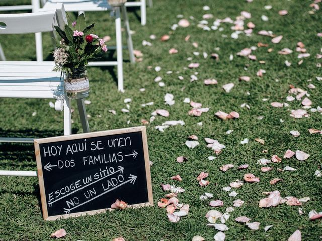 La boda de David y Natalia en Ourense, Orense 35
