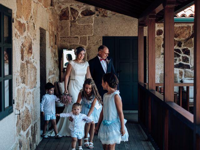 La boda de David y Natalia en Ourense, Orense 37
