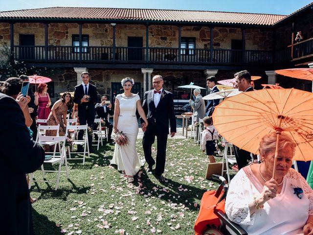 La boda de David y Natalia en Ourense, Orense 39