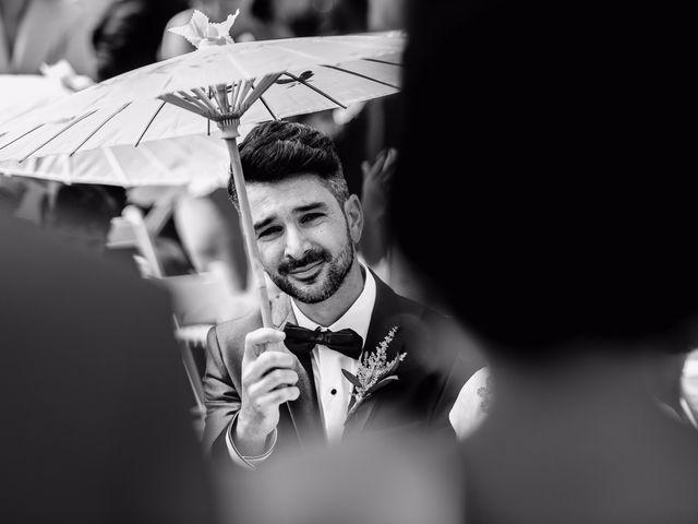 La boda de David y Natalia en Ourense, Orense 42