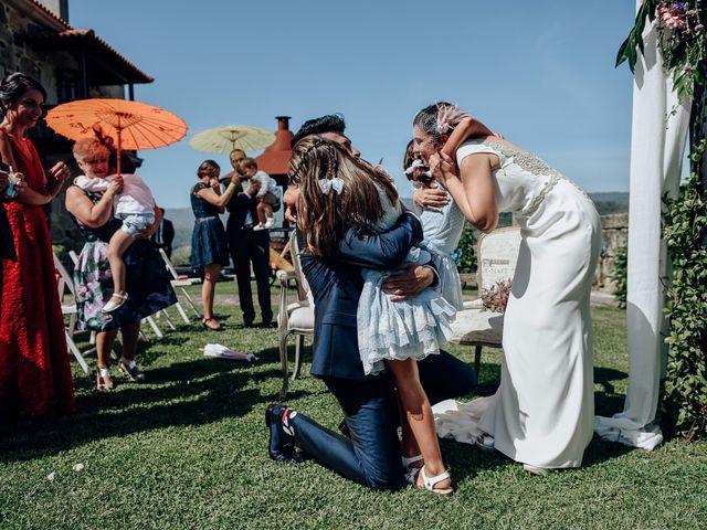 La boda de David y Natalia en Ourense, Orense 44