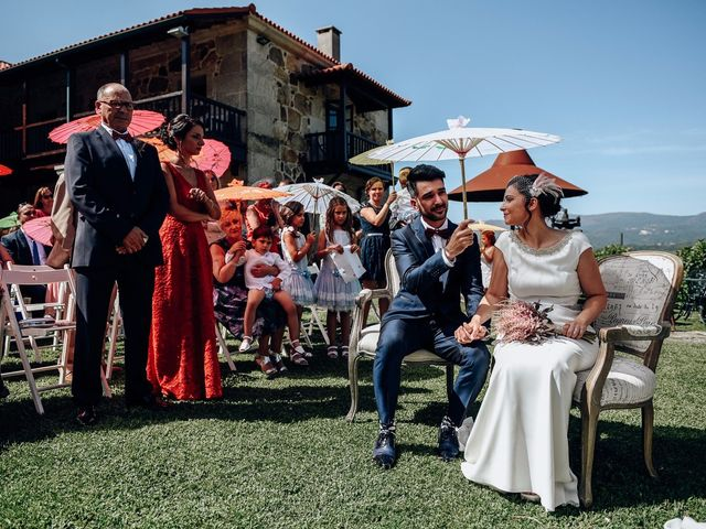 La boda de David y Natalia en Ourense, Orense 46