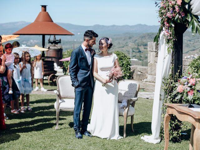 La boda de David y Natalia en Ourense, Orense 47