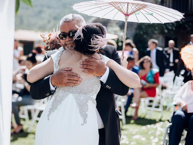 La boda de David y Natalia en Ourense, Orense 51