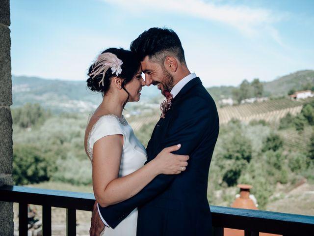 La boda de David y Natalia en Ourense, Orense 53