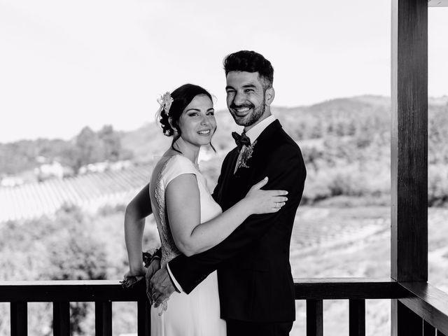 La boda de David y Natalia en Ourense, Orense 54