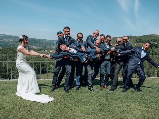 La boda de David y Natalia en Ourense, Orense 59