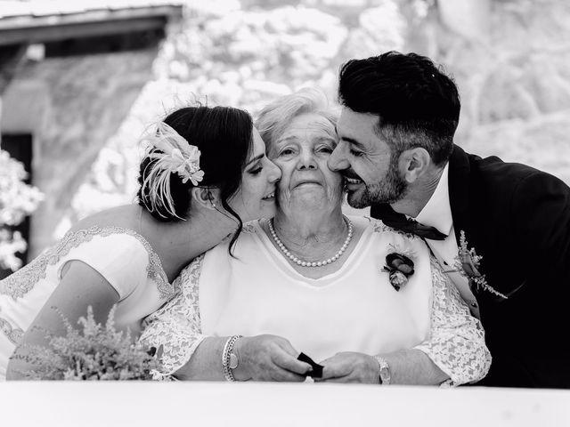 La boda de David y Natalia en Ourense, Orense 60
