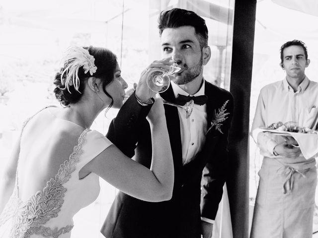 La boda de David y Natalia en Ourense, Orense 61