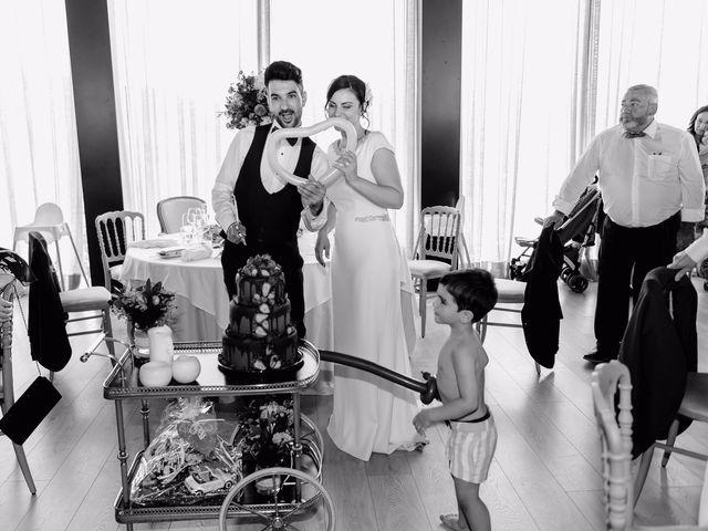 La boda de David y Natalia en Ourense, Orense 65