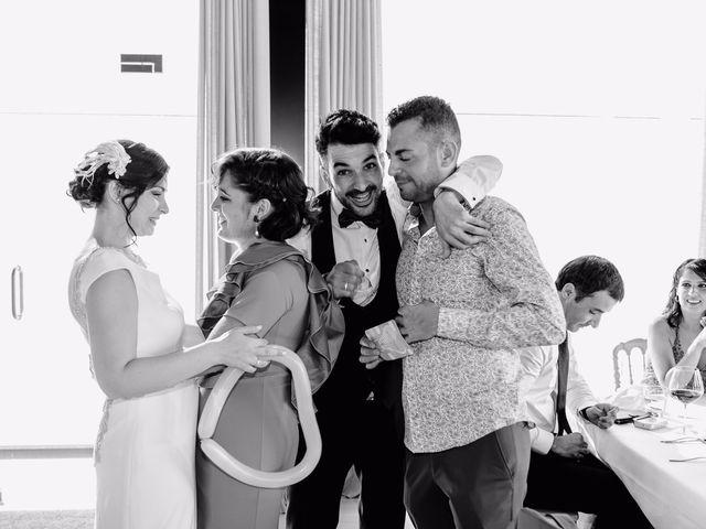 La boda de David y Natalia en Ourense, Orense 66