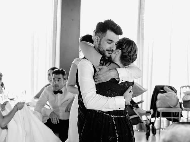 La boda de David y Natalia en Ourense, Orense 69