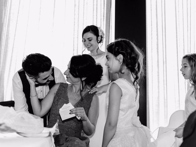 La boda de David y Natalia en Ourense, Orense 71