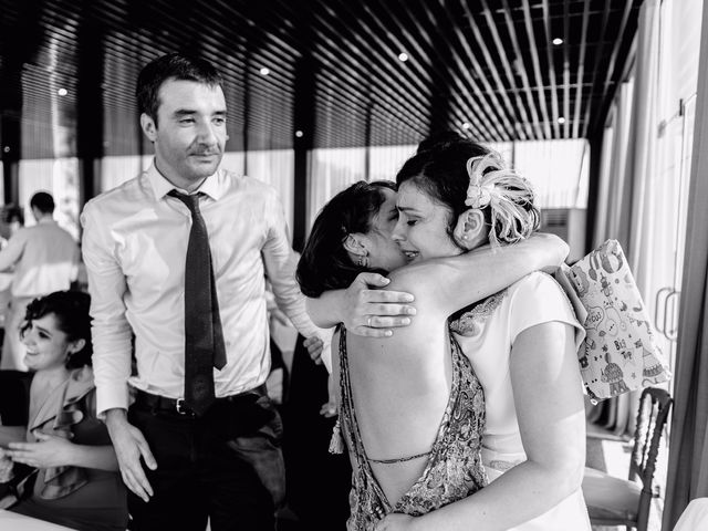 La boda de David y Natalia en Ourense, Orense 73